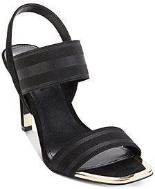 DKNY Bryson Slingback Sandals