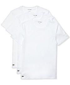 Men's 3-Pk. Essential Cotton Undershirts