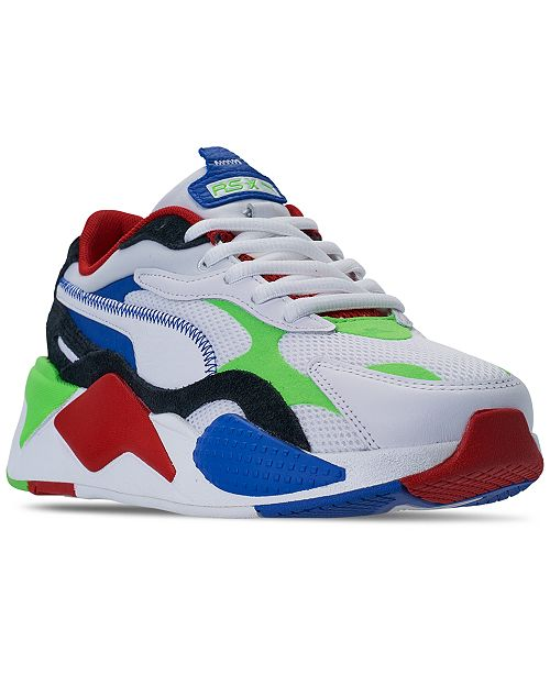 Puma Men's RS-X3 TFS Casual Sneakers from Finish Line ...