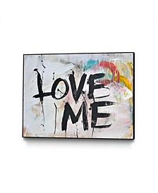"Kent Youngstrom Love Me Art Block Framed 44"" x 33"""