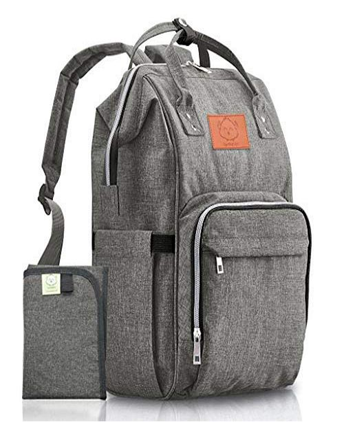 Keababies Original Diaper Backpack