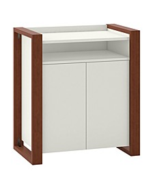 Voss 2 Door Accent Storage Cabinet