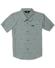 Toddler Boys Mark Mix Short-sleeve Shirt