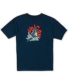 Big Boys Shark Logo T-Shirt