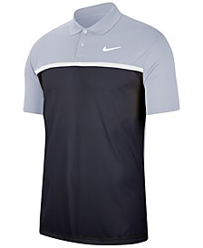 Men's Victory Dri-FIT Colorblocked Golf Polo