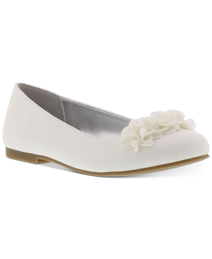 Kenneth Cole - Little & Big Girls Vote Floral Dress Shoes