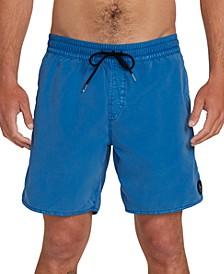 Men's Center Swim Trunks