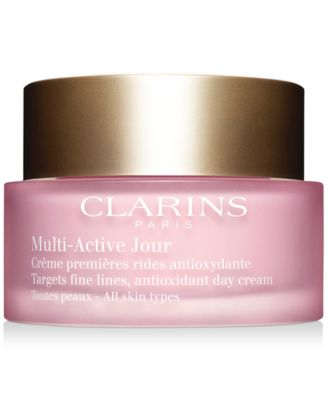 Multi-Active Day Cream - All Skin Types, 1.6oz