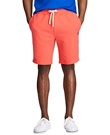Men's Drawstring Fleece Shorts