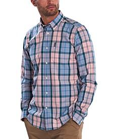 Men's Sandwood Tartan Poplin Shirt
