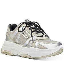 Nema Lace-Up Trainer Sneakers