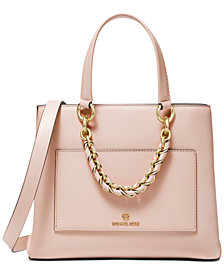 Michael Michael Kors Cece Ribbon Chain Messenger Bag