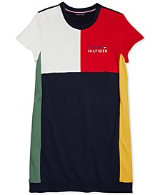 Women's Colorblocked Dress with Velcro® Closures