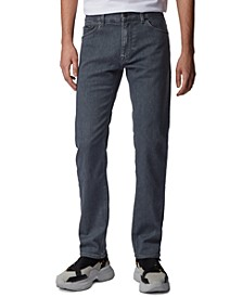 BOSS Men's Maine Regular-Fit Jeans