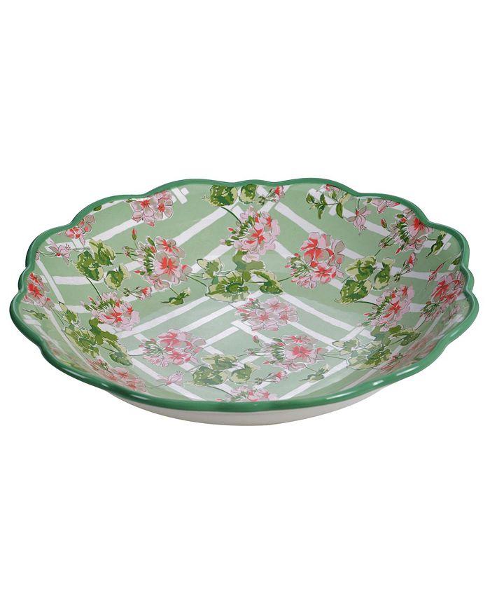 Tracy Porter - English Garden Serving/Pasta Bowl