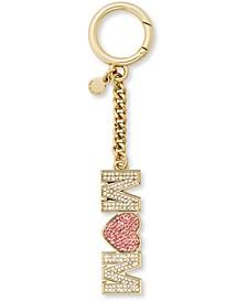 Mom Keychain Charm