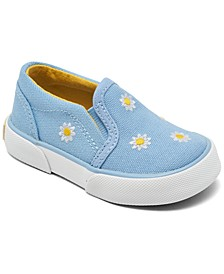 Toddler Girls Gal Harbour Repeat Slip On Casual Sneakers from Finish Line