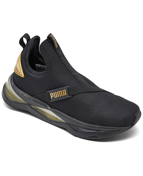 Women's LQDCELL Shatter Mid Multi Casual Sneakers from Finish Line