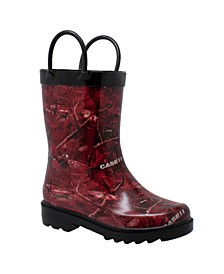 Toddler Boys Rubber Boot