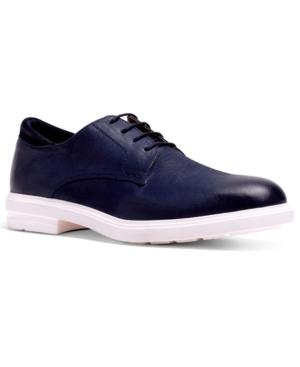Men's Calvin Hybrid Lace-Up Casual Oxford Dress Shoes Men's Shoes