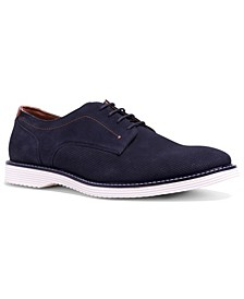 Men's Bob Derby Causal Lace-Up Shoes