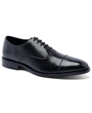 Men's Clinton Cap-Toe Oxford Goodyear Dress Shoes Men's Shoes