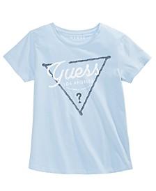 Big Girls Rope Logo T-Shirt