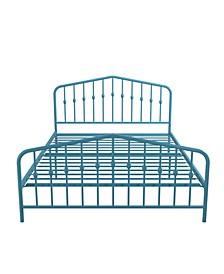 Bushwick Metal Bed, Full