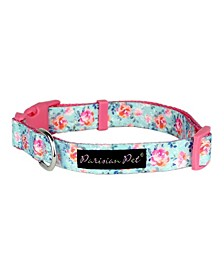 Spring Blossoms Dog Collar