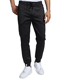 Men's Extended Zipper Pockets Jogger Pants