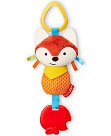 Bandana Buddies Fox Chime & Teethe Toy