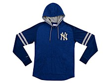 New York Yankees Men's Midweight Applique Hoodie