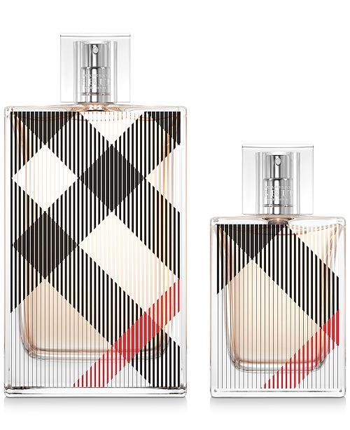 Burberry 2-Pc. Brit Eau de Parfum Gift Set