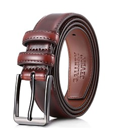 Men's Genuine Leather Dress Belt