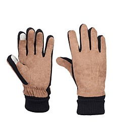 Men's Stretch-Fit Winter Gloves