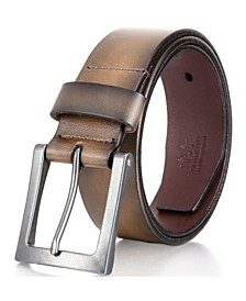 Men's Jean Prong Leather Belt