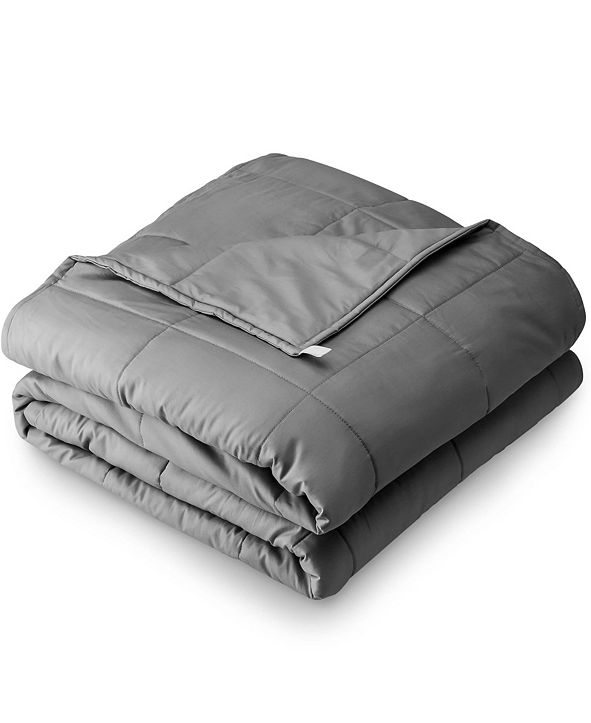"""Bare Home 40"""" x 60"""" Weighted Blanket, 10lb"""