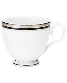 Noritake Dinnerware, Austin Platinum Cup