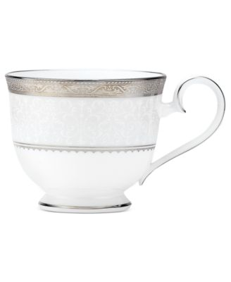 Dinnerware, Odessa Platinum Cup
