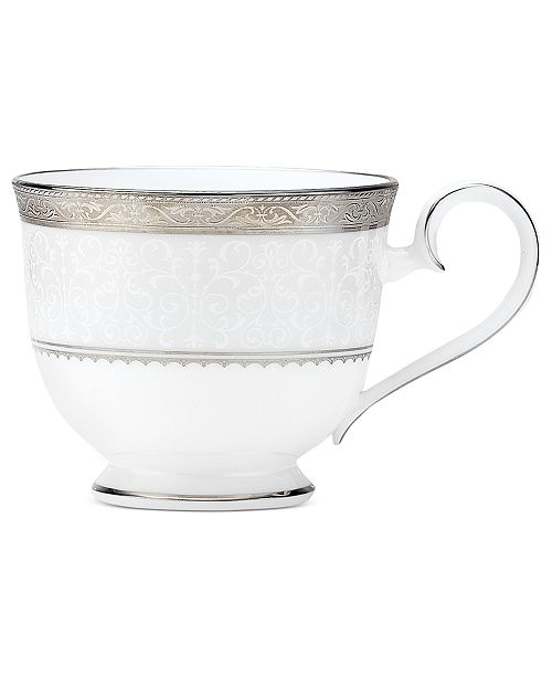 Noritake Dinnerware, Odessa Platinum Cup