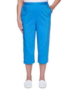 Women's Missy Sea You There Heat Set Capri Pants