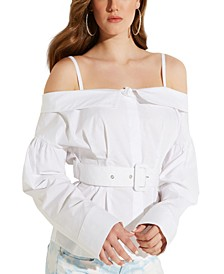 Joy Cold-Shoulder Top