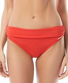 High-Waisted Bikini Bottoms