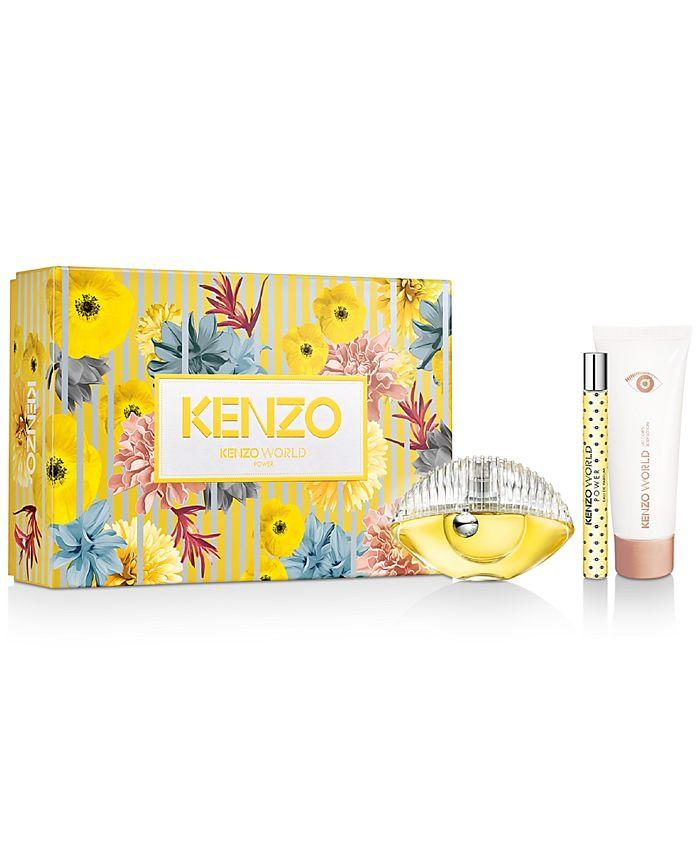Kenzo - World Power Eau de Parfum 3-Pc Gift Set