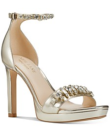 X Neil Lane Women's Engaged Dress Sandals