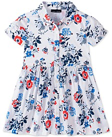 Toddler Girls Floral Dress