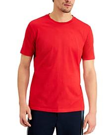Men's Dero202 Logo Embroidered T-Shirt
