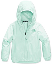 Toddler Girls Flurry Wind Jacket