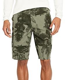 Men's Foliage Cargo Shorts