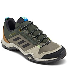 Men's Outdoor Terrex AX3 Bluesign Hiking Sneakers from Finish Line